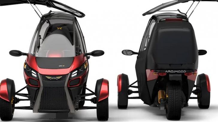 Acrimoto รถสามล้อไฟฟ้า รูปโฉมล้ำสมัย ตัวเลือกใหม่ของยานพาหนะ