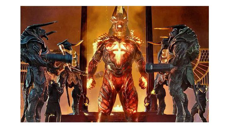 มาแล้ว! ตัวอย่างสุดมันส์ของหนังมหากาพย์ตำนานเทพ Gods of Egypt