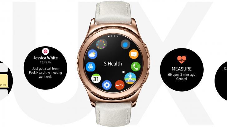 สมาร์ทวอทช์ Samsung Galaxy Gear S2 จะรองรับ iPhone แล้วนะ