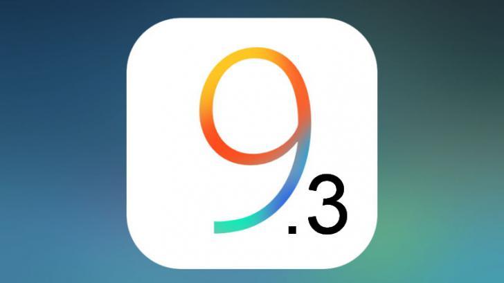 Apple ปล่อย iOS 9.3 มาดูกันว่ามีของเล่นใหม่อะไรบ้าง