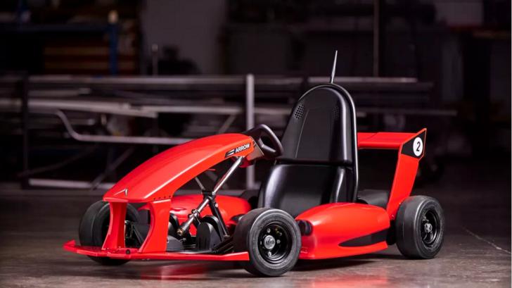 Arrow Smart-Kart โกคาร์ทไฮเทค ของเล่นใหม่ของเด็กก่อนวัยทีน