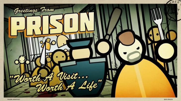 เกมดัง Prison Architect มีคนค้นพบโหมดลับ เล่นแบบสามมิติ ที่ถูกซ่อนเอาไว้