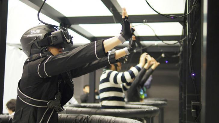 IBM เปิดทดสอบเกมส์ Sword Art Online อนิเมะชื่อดัง ในรูปแบบ VR แล้ว