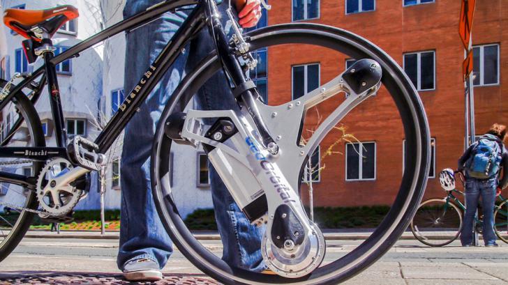 GeoOrbital เปลี่ยนจักรยานธรรมดา ให้กลายเป็น จักรยานไฟฟ้าสุดไฮเทค !