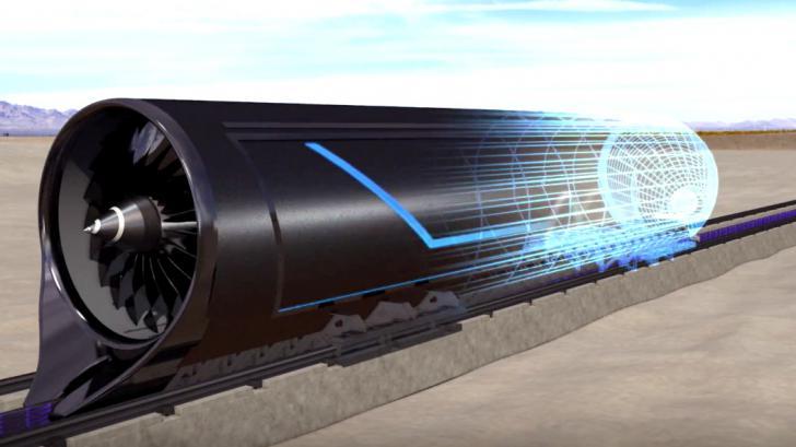 คลิปล่าสุด Hyperloop รถไฟไฮเทคความเร็วสูง แห่งยุคอนาคต เริ่มทดสอบระบบการขับเคลื่อนแล้ว