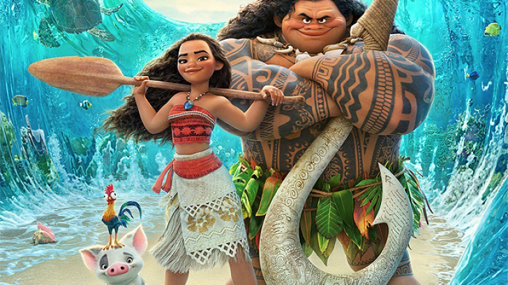 ปลายปีนี้ วอลท์ ดิสนีย์ จะพาคุณออกผจญภัยในมหาสมุทร กับสาวน้อยโมอาน่า