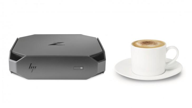 นวัตกรรมเครื่องคอมพิวเตอร์ ไซส์มินิสำหรับองค์ธุรกิจยุคใหม่จาก HP