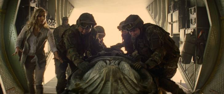 Universal ปล่อยภาพความน่ากลัวของราชินีปีศาจ Ahmanet ในภาพยนตร์ The Mummy บอกเลยว่าน่าขนลุก!