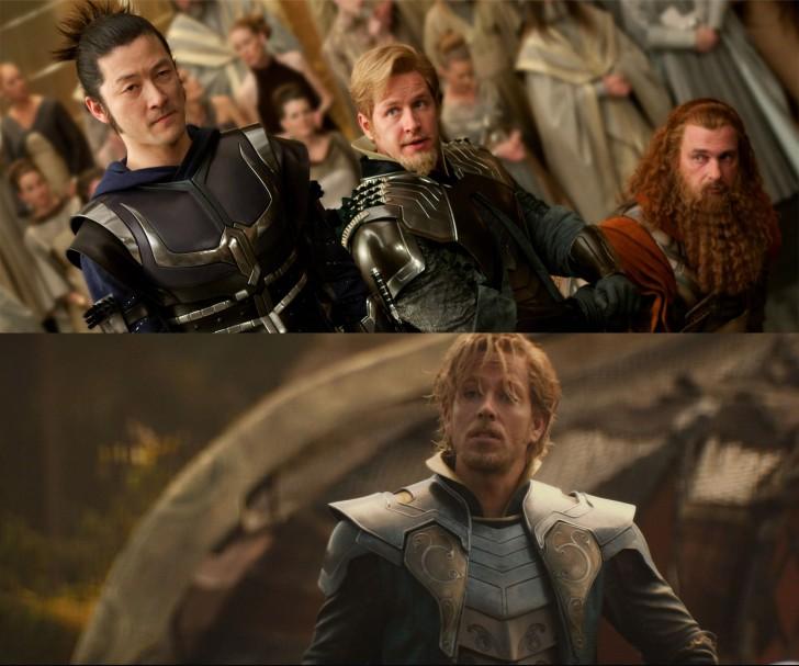 12 ตัวละครเด่นในภาพยนตร์ของจักรวาล Marvel ที่ถูกเท!