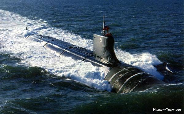 5 อันดับสุดยอดเรือดำน้ำจู่โจมระดับโลก!