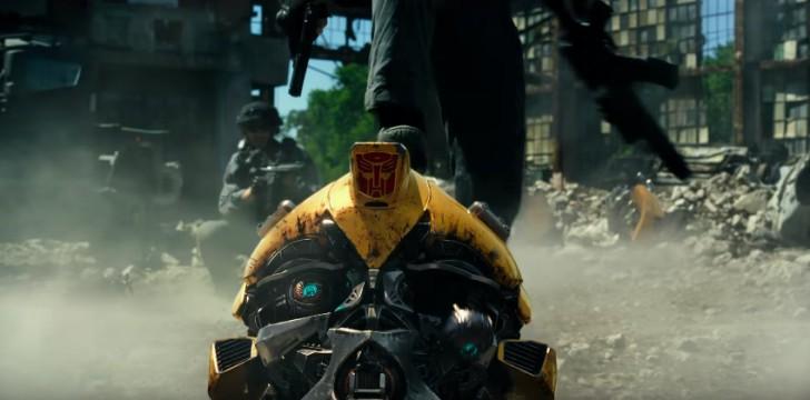 มาดูสกิลขั้นเทพของ บัมเบิ้ลบี ในตัวอย่างใหม่ Transformers: The Last Knight