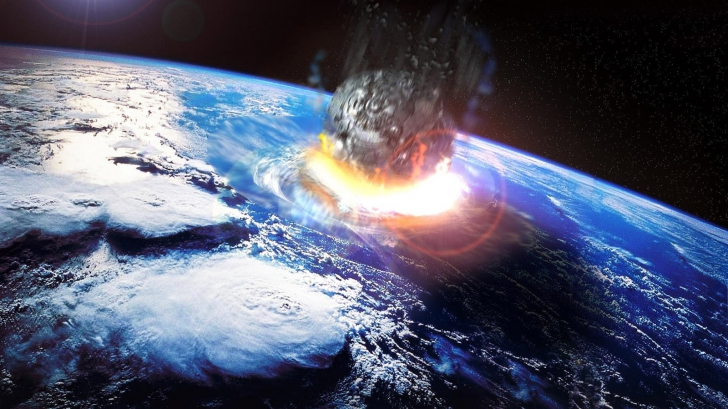 NASA เตรียมแผนรับมือกับอุกกาบาตพุ่งชนโลก โดยการส่งยานพุ่งชนมันก่อน