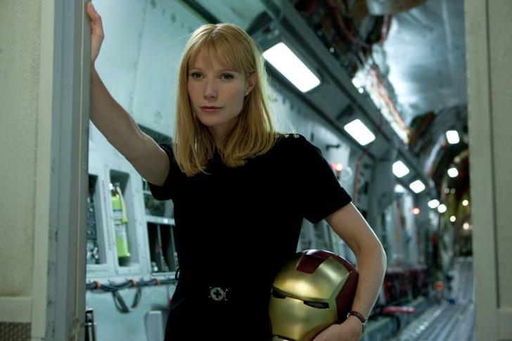 กวินเน็ธ พัลโทร์ว คัมแบคบท เปปเปอร์ พอตส์ ใน Avengers 4