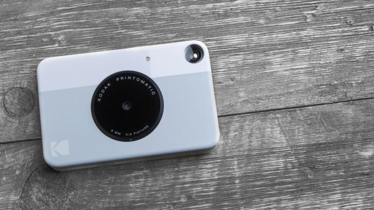 Printomatic กล้องสไตล์โพลารอยด์ของ Kodak ที่บอกเลยว่าสวยน่าเล่น