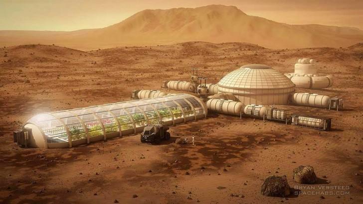 ดีใจจนน้ำตาไหล เมื่อ ไส้เดือน สามารถให้กำเนิดทายาทได้ในดินของ ดาวอังคาร