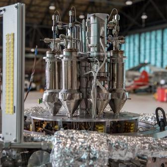 นาซ่าทดสอบเครื่องปฏิกรณ์นิวเคลียร์ขนาดเล็ก ที่จะเป็นแหล่งพลังงานบนดาวอังคาร