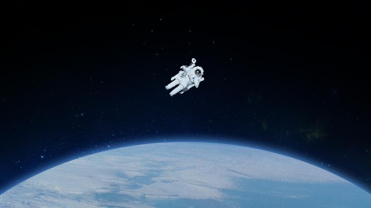 การออกไปอยู่นอกโลก ทำให้ความสูงของเราเพิ่ม 2 นิ้ว แต่นักบินอวกาศญี่ปุ่นบอกว่าสูงขึ้น 3.5 นิ้ว