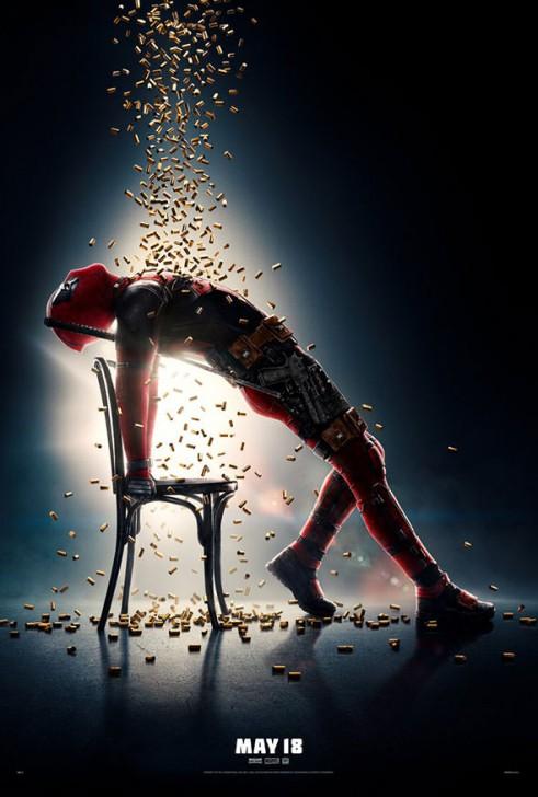 เกรียนอีกแล้ว! เผยใบปิดใหม่จากภาพยนตร์ฮีโร่สุดเกรียนอย่าง Deadpool 2