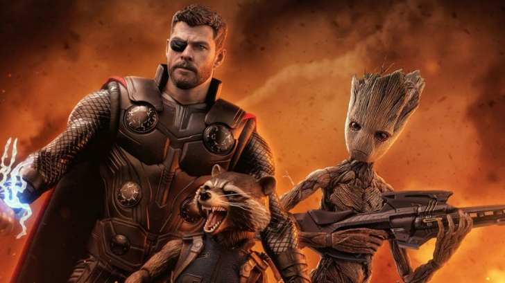 อะไรๆ ก็เปลี่ยน! ขนาดของ Rocket กับ Groot เปลี่ยนไปใน Avengers: Infinity War