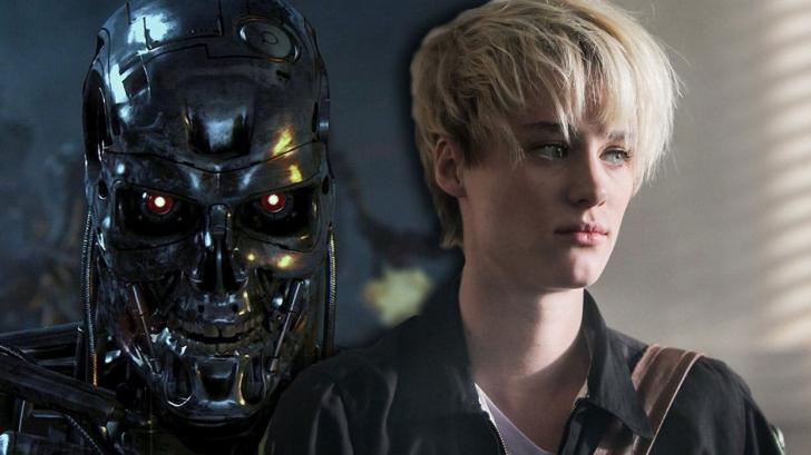 """Terminator เวอร์ชั่นรีบูท ได้ แม็คเคนซี่ เดวิส ร่วมสร้างสีสันกับ """"อาร์โนลด์-ลินดา"""""""