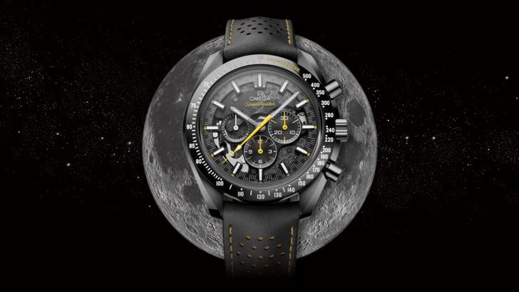Omega ปล่อย Speedmaster รุ่นใหม่ ฉลองครบ 50 ปี ภารกิจ Apollo 8 โคจรรอบดวงจันทร์