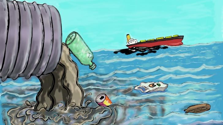 ผลวิจัยพบแพขยะใหญ่แปซิฟิก มีพลาสติก 79,000 ตัน ขนาดใหญ่กว่ารัฐเท็กซัส 2 เท่า!