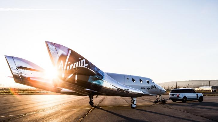 VSS Unity เครื่องบินโดยสารแตะขอบอวกาศของ Virgin Galactic ประสบความสำเร็จในการทดสอบ