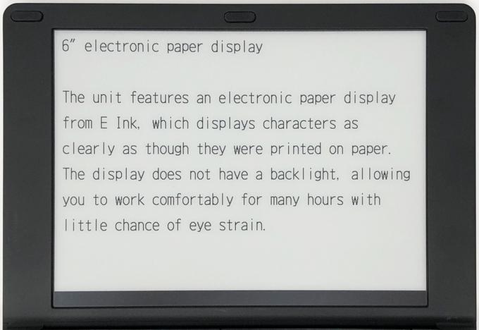 Pomera เครื่องพิมพ์ดีดดิจิตอลแบบพกพา สำหรับคนชอบพิมพ์
