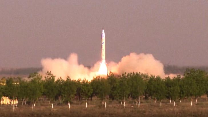 OneSpace บริษัทเอกชนจีนทดสอบยิงจรวดได้สำเร็จ ส่อแววจีนเตรียมจับทางธุรกิจอวกาศ