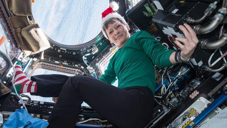 นักบินอวกาศหญิง NASA เผยสิ่งที่คนอยากรู้ ถ่ายของเสียอย่างไรเวลาอยู่บนอวกาศ