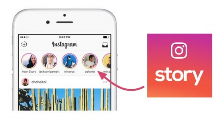 Instagram ให้คุณได้รีโพสต์ Story ที่คุณถูก Mention มาได้แล้ว