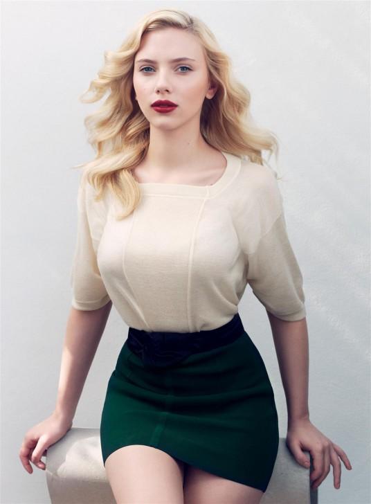 บท Black Widow ส่ง Scarlett Johansson ขึ้นแท่นนักแสดงหญิงทำรายได้สูงสุด ปี 2018