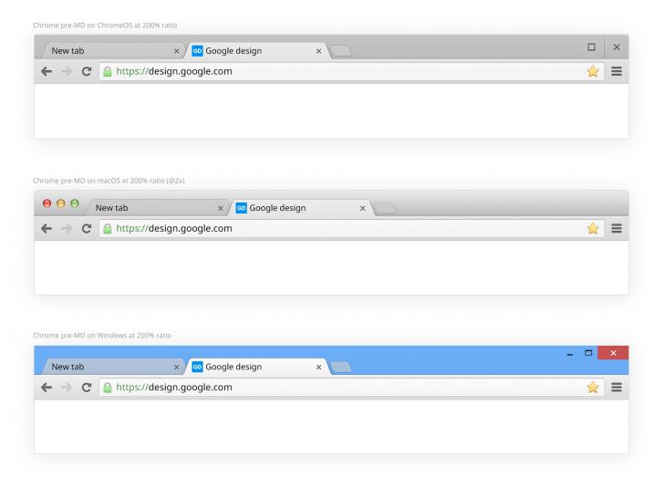เดือนหน้าเตรียมพบกับ Chrome ดีไซน์ใหม่ในทุกระบบปฏิบัติการ