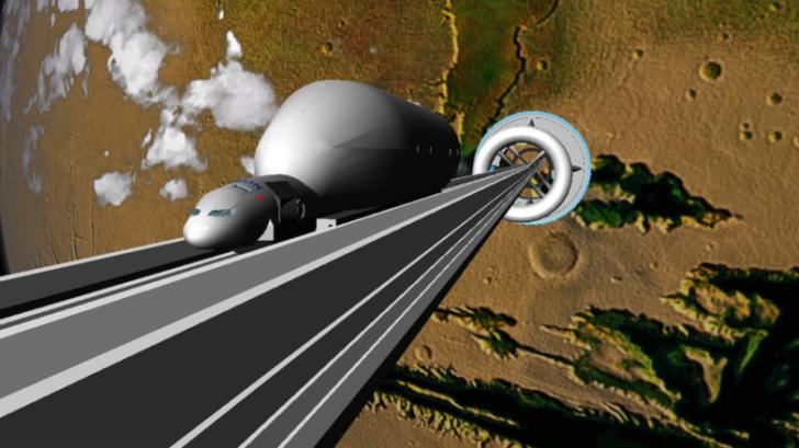 เดินทางออกนอกโลกง่ายขึ้นอีก ล่าสุด ญี่ปุ่น นำร่องโครงการ ลิฟต์อวกาศ แล้ว