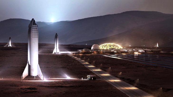 อีลอน มัสก์ หยอดคำหวาน อาจสร้างอาณานิคมบนดาวอังคารภายในปี 2028