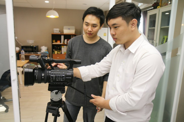 ไทยแวร์ เปิดบ้านต้อนรับ นักศึกษาคณะวิทยาการจัดการ ม.ศิลปากร ศึกษาดูงานในบริษัท