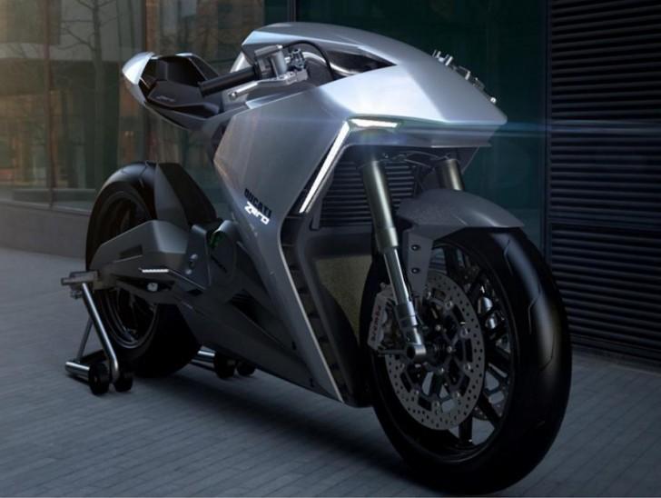 ยืนยันแล้ว! Ducati มอเตอร์ไซค์ไฟฟ้า มาแน่ๆ ไม่นานเกินรอ