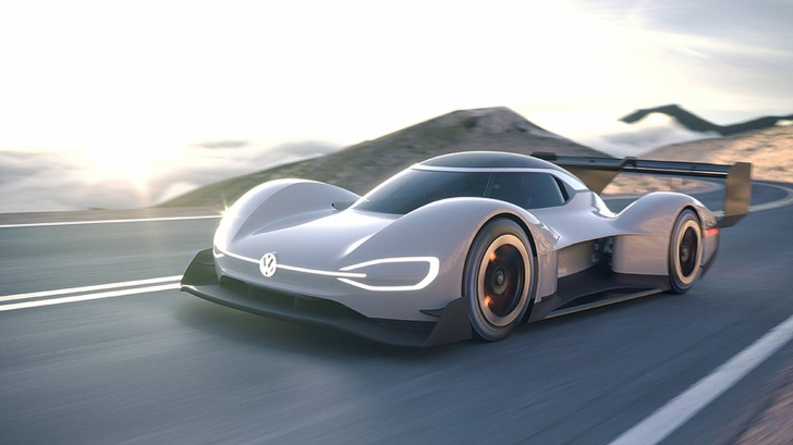 Volkswagen I.D. R รถแข่งพลังงานไฟฟ้า ตั้งเป้าทำลายสถิติสนาม Nürburgring