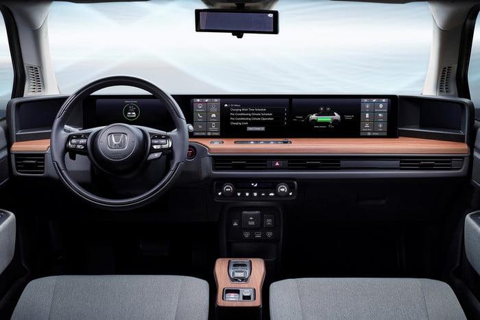 Honda อวดดีไซน์รถยนต์ไฟฟ้า E Prototype ที่ดูเผินๆ เหมือน Apple Car