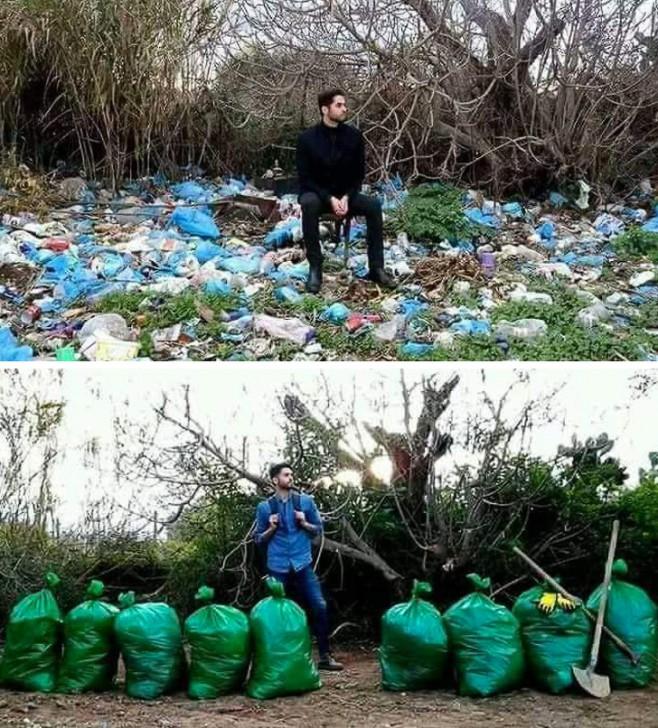 แฮชแท็ก Challenge การเก็บขยะ เพื่อให้โลกของเราน่าอยู่ขึ้น