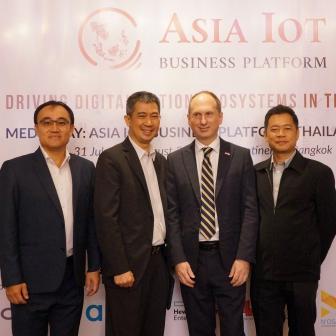 Asia IoT เผยผลสำรวจ การวางแผนภาคบริการและค้าปลีกในไทย ยังล้าหลังกว่าประเทศอื่นในอาเซียน