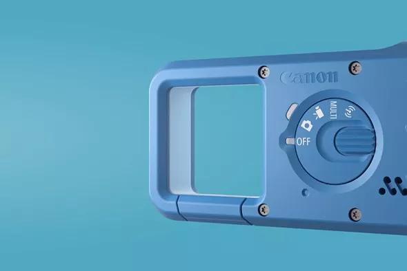 Canon ระดมทุนผ่าน Indiegogo สร้างกล้องคลิปหนีบ เล็กๆ กะทัดรัด !