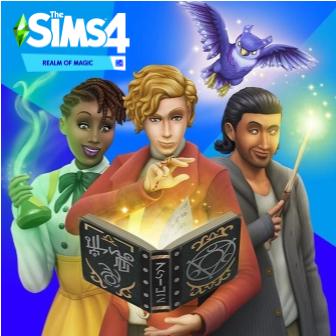 ชาวซิมส์จะกลายเป็นจอมเวท! ในแพ็คเสริมใหม่ The Sims 4: Realm of Magic
