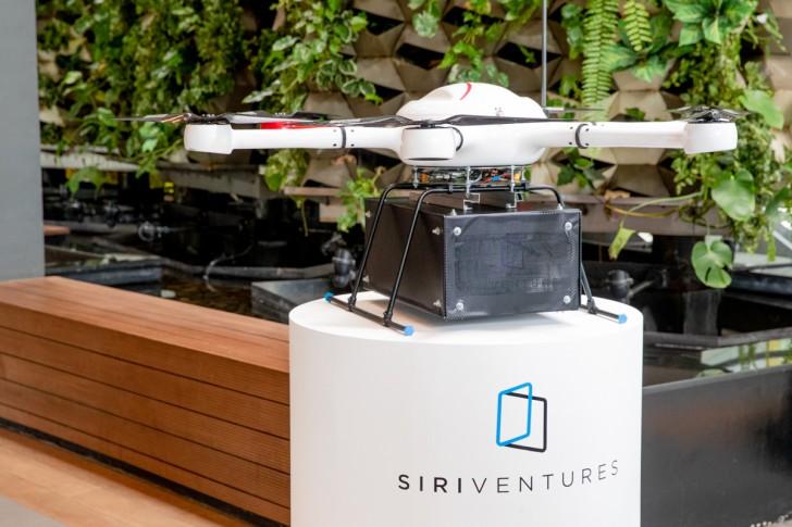 Siri Ventures เผยพร้อมทดสอบ รถไร้คนขับ โดรนส่งของและระบบรักษาความปลอดภัยจากเสียง ภายในสิ้นปีนี้