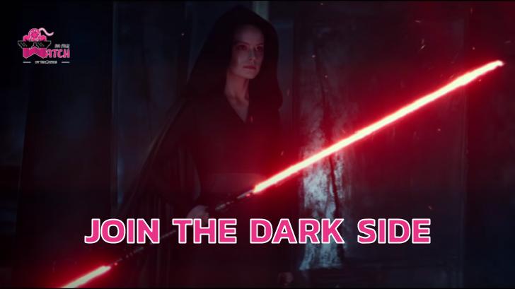 "Daisy Ridley บอกว่า ""Rey ด้านมืด"" ในคลิป Star Wars 9 มีจริงในหนัง!!!"