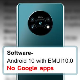 ลือ! Huawei Mate 30 Pro จะใช้ระบบฯ Android 10 แบบไร้แอปฯ จาก Google