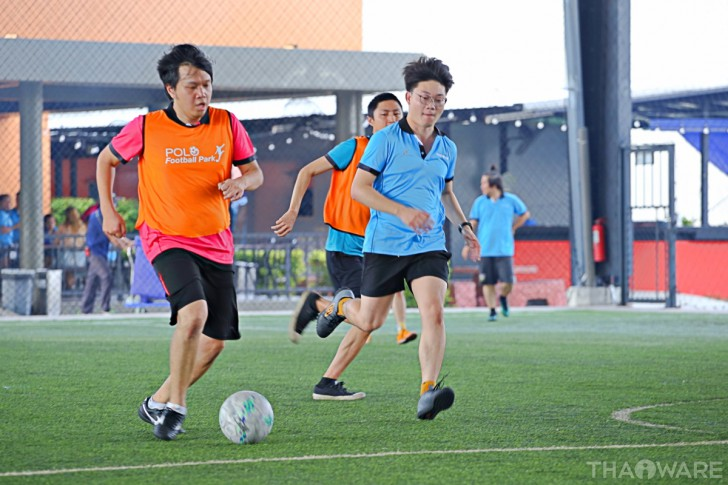 THAIWARE จัดกิจกรรมแข่งขันกีฬาสีพนักงาน Sport Day 2019