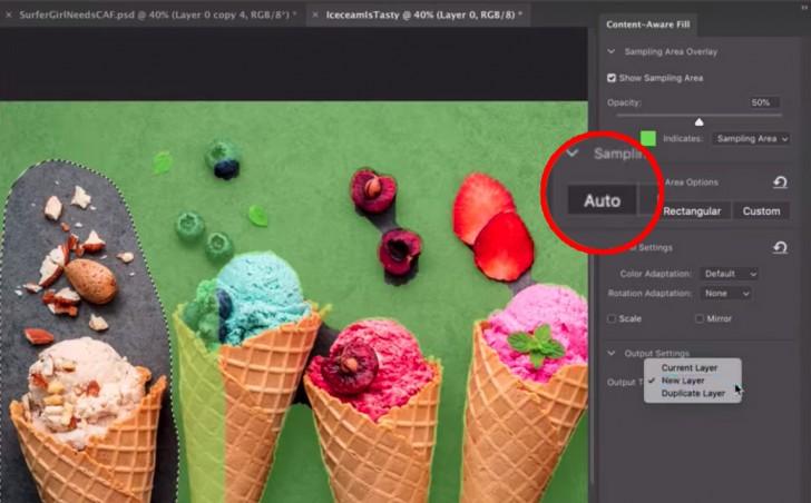 Adobe อัปเดตฟีเจอร์ Content Aware ลบวัตถุได้เนียนกว่าเดิม