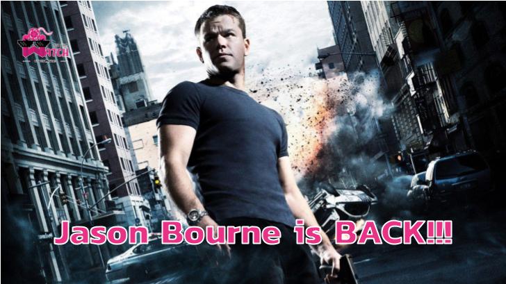 Bourne 6 มีแน่! เนื้อเรื่องต่อเนื่องกับซีรีส์ภาคแยก Treadstone แต่อาจไม่ใช่ Matt Damon