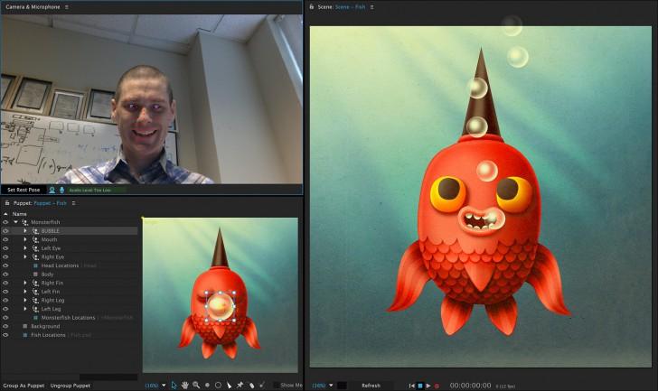 Adobe After Effect เตรียมเพิ่ม Body Tracker ที่สามารถสร้างคาแรคเตอร์ 2D จากวิดีโอได้